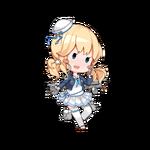 Ship girl 1055