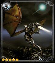 Metal dragon base