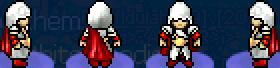 Char assassins white hoodie