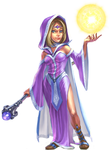 Warspear mage