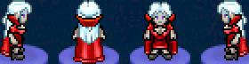 Char vampiress's scarlet vestment