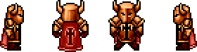 Char Crusaders bronze armor