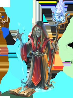 Warspear warlock