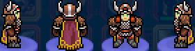 Char barbarians dress
