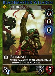 Blademaster Wilaren