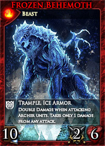 Frozen Behemoth