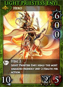 Light Priestess Enyi T3