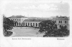 Dworzec Petersburski 19w