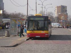 Wiatraczna (przystanek, autobus 145)