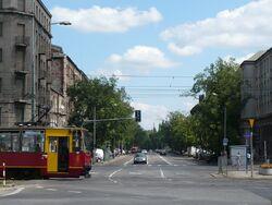 Ul Wilenska front