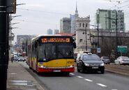Most Poniatowskiego (autobus 525)