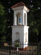 Arkuszowa, Opalin (kapliczka)