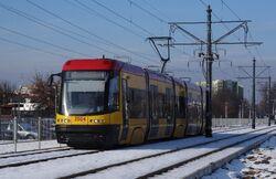 Trakt Nadwiślański (tramwaj 2)