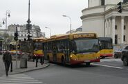 Plac Trzech Krzyży (autobus 166)