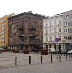 Próżna (nr 14, nr 9, od Plac Grzybowski)