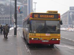 Aleje Jerozolimskie (autobus 512)