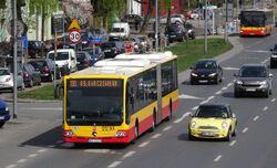 Radzymińska (autobus 190)