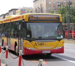 Grójecka (autobus 150)