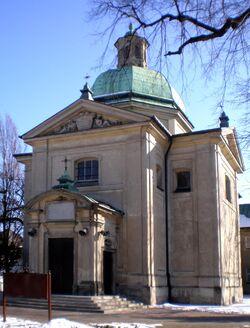 Kościół św. Antoniego (Czerniakowska)