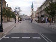 Krakowskie Przedmieście (po remoncie)