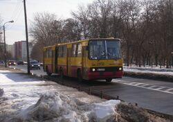 Aleja Lotników (autobus 193)
