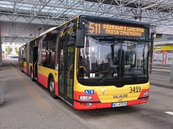 511 (Metro Młociny)