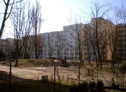 Przyczółek Grochowski (podwórko)