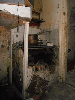 Chodakowska (nr 22, wnętrze kuchnia)