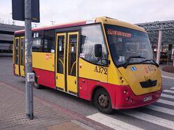 203 (Metro Młociny)