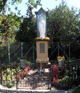 Pruszkowska, Mołdawska (kapliczka)
