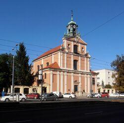 Kościół Narodzenia Najświętszej Maryi Panny (Aleja Solidarności)