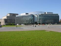 Plac Pilsudskiego dzis