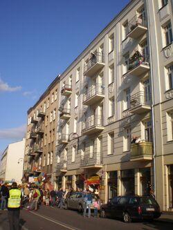 Zabkowska (budynek nr 4)