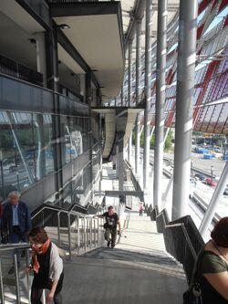 Stadion Narodowy (schody)