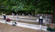 Cmentarz w Aleksandrowie (Zlotej Jesieni, kwatera wojenna)