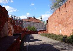 Międzymurze Zachwatowicza (Mury obronne)