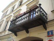 Ząbkowska (nr 3, balkon)