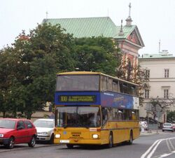 Miodowa (autobus 100)