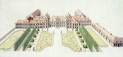 Palac Saski XVIII