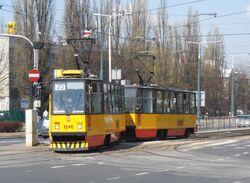 Aleja Jana Pawła II (tramwaj 35)