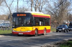 Białołęcka (autobus 104)