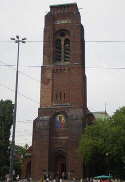 Kosciol Niepokalanego Poczecia NMP (plac Narutowicza)