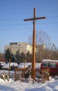 Puławska, Poleczki (krzyż)