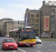 Warynskiego (autobus 501)