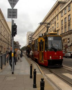 Nowowiejska (tramwaj 75)