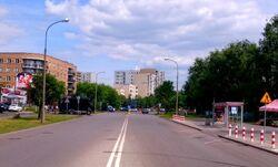 Cynamonowa, Ursynow (ulica)