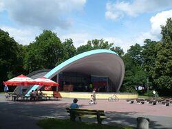 Park Praski muszla