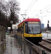 Wolska (tramwaj 26)