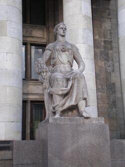 Pałac Kultury i Nauki (22, kołchoźnica)