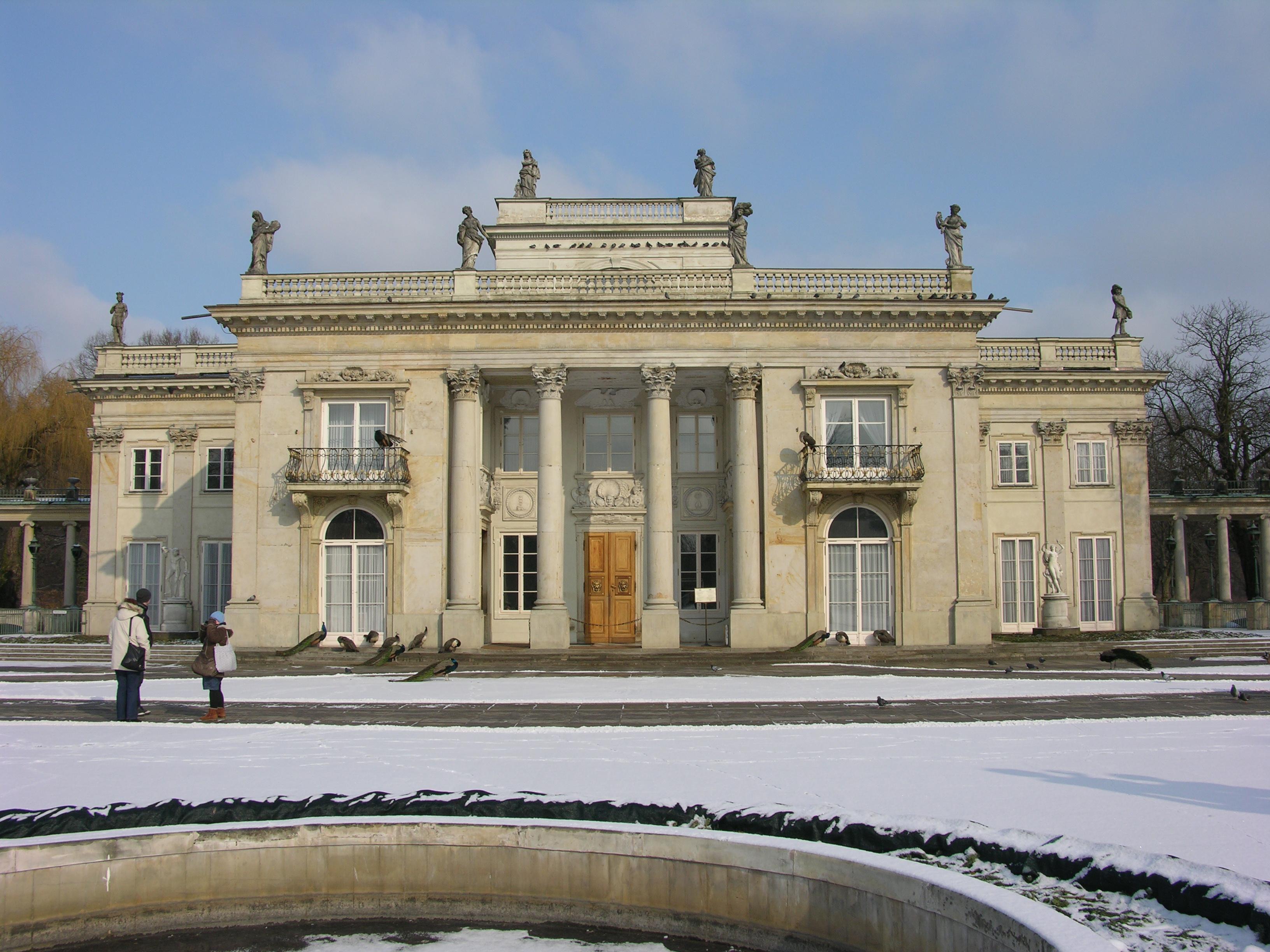 łazienki Królewskie Wszystko O Warszawie Fandom Powered